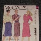McCall's Liz Claiborne 6967 Size 14 Bust 36 dec 3