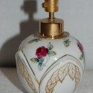 Vintage Irice Porcelain Perfume Bottle / Atomizer