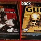 Gun / True Crime New York City - Vinyl Video Game WALLSCROLL