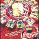 SOCCER CHAMPIONSHIP URUGUAY 2000 Sticker album PANINI