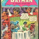 BATMAN # 238 Spanish Mexican Comics 1962 NOVARO