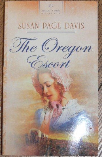 Susan Page Davis - THE OREGON ESCORT Historical Inspirational Romance