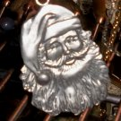 St Nick Pewter Necklace