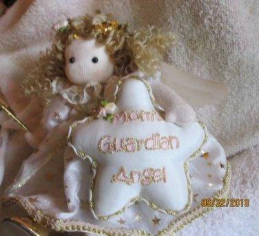 Guarding Angel Musical Doll, Amazing Grace