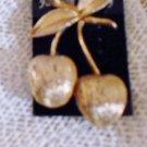 Avon Cherry Brooch
