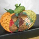 Fabric Pumpkin Decor