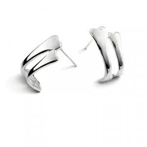 24889- Sterling Silver ear pins