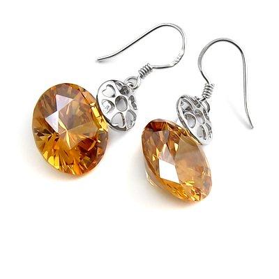 24907-Sterling silver earrings