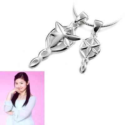24918-Angel sterling silver pendant