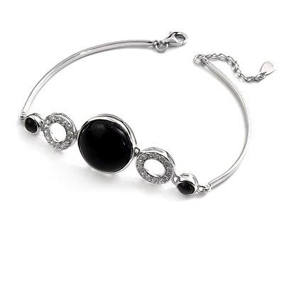 25059-Sterling silver bracelet