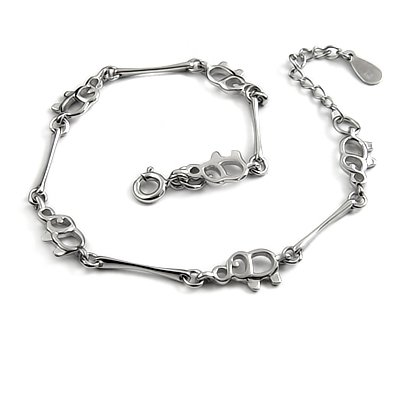 25064-Sterling silver necklaces