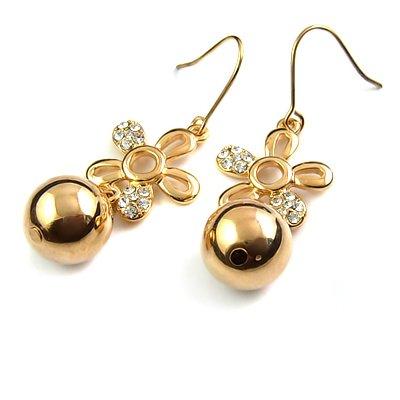 25168-stone earring