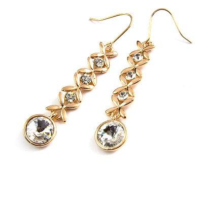 25181-stone earring