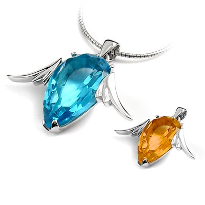 23903-Sterling silver pendant