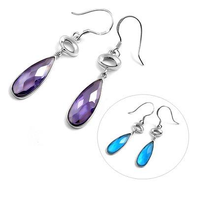 24007-Sterling silver earring