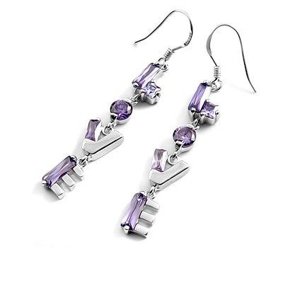 24056-Sterling silver earring