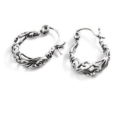 24063- Sterling silver earring