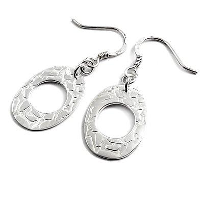 24176-Sterling silver earring