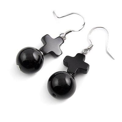 24418- Sterling silver earring