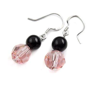 24423-Sterling silver earring