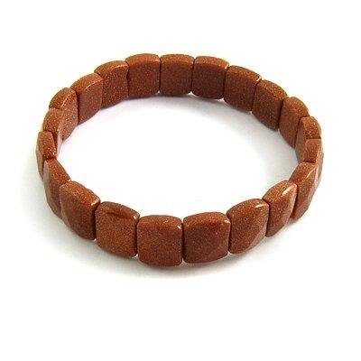 24475-artificail gemstone bracelet