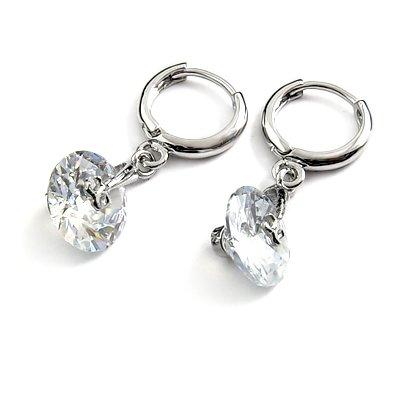 24750-alloy with rhinestoe earring