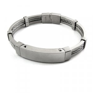 25247-Stainless Steel bangel