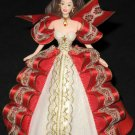 Holiday Barbie - Red Dress with Bows ornament