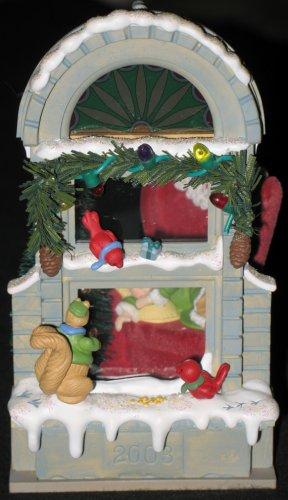 Christmas Window 2003 ornament