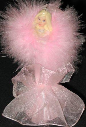 Barbie 2002 Porcelain Ornament