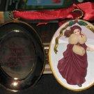 Victorian Elegance Barbie Ornament