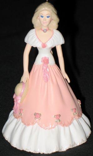 Springtime Barbie - 3rd ornament