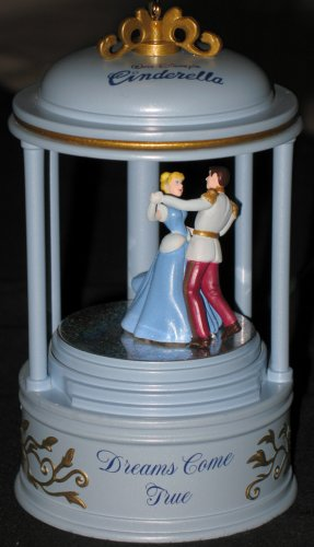 Cinderella at the Ball ornament