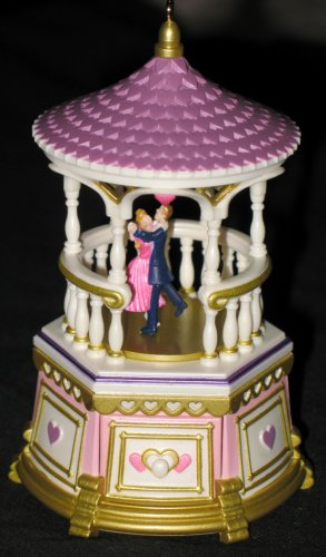 Treasures and Dreams - Jewelry Box Gazebo ornament