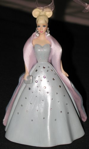 Billions of Dreams Barbie Ornament