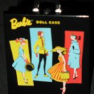 Travel Case and Barbie hallmark ornament