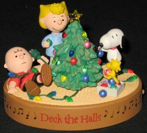 Deck the Halls, Charlie Brown ornament