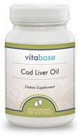 Cod Liver Oil- 100 Softgel Capsules