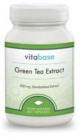 Green Tea Extract- 60 Capsules