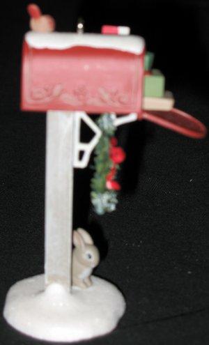 Holiday Mail hallmark keepsake ornament