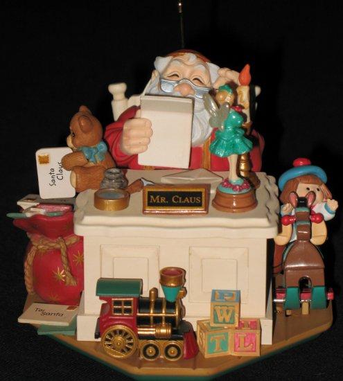 Letters to Santa ornament