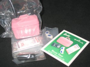 Road Trip Barbie Ornament Set