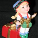 Curius the Elf ornament