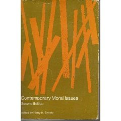 Contemporary Moral Issues, second edition