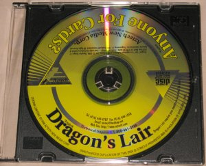 Anyone For Cards? + Dragon's Lair- mac games