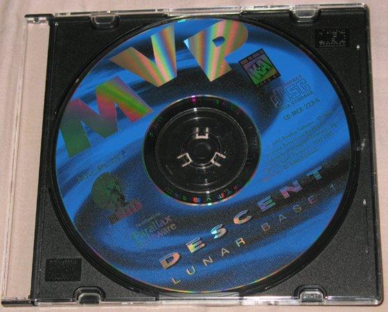 Descent Lunar Base 1-- mac game