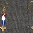 Celestial Ice yr 2012 dangle earrings