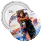 Yuna and Tidus hug--ffx/ff10-2.25 in. Button