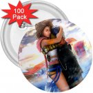 Yuna and Tidus hug--ffx/ff10--100-3 inch Buttons