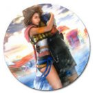 Yuna and Tidus--ffx/ff10--Golf Ball Marker